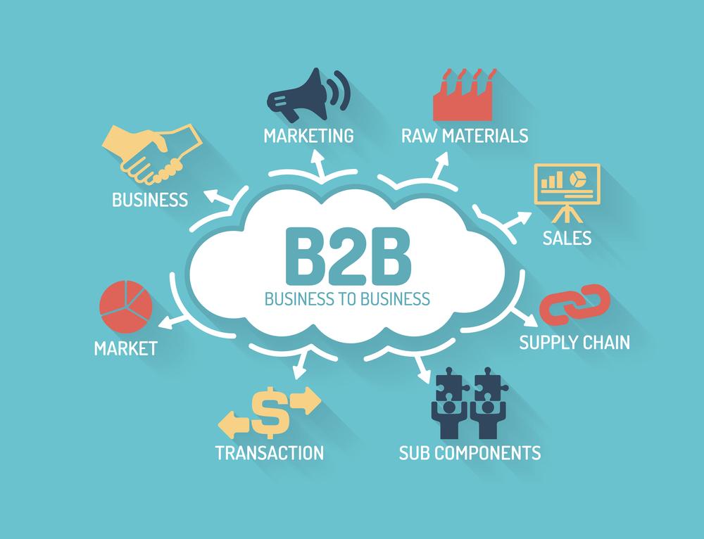 eCommerce B2B- Aplicación del Comercio Digital entre Empresas