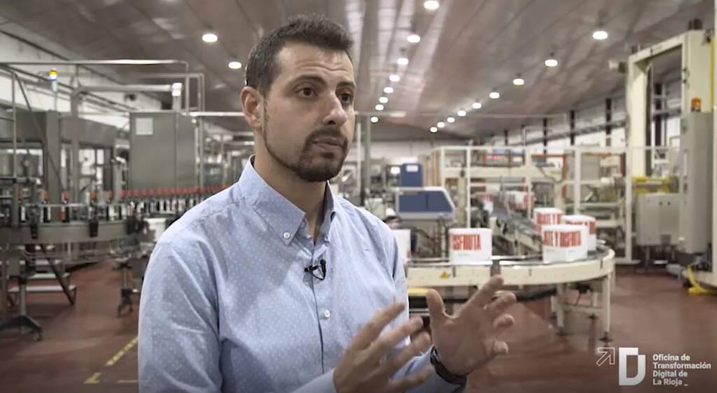 ¿Cómo aborda bodegas Franco-Españolas la digitalización de su producción?