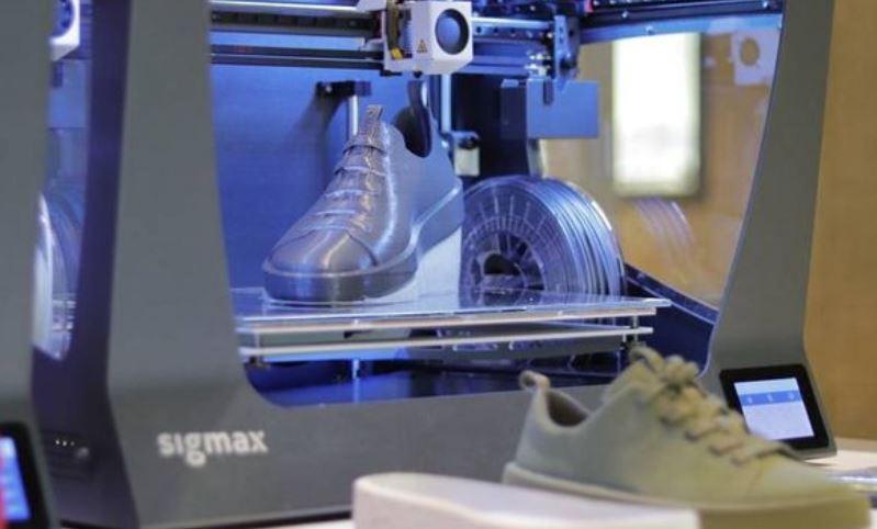 Una empresa de calzado apuesta a la impresión 3D para acelerar su proceso de fabricación