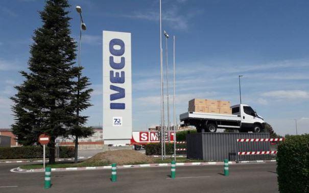 La planta de Iveco en Valladolid obtiene el premio Aagmus como mejor fabricante de vehículos